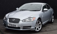 2011 JAGUAR XF 3.0 V6 LUXURY 4d AUTO 240 BHP £12990.00