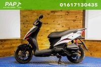USED 2011 11 KYMCO AGILITY 125 AGILITY RS 125  Spares or repairs