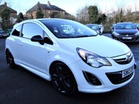 2017 VAUXHALL CORSA 1.2 i 16v Limited Edition 3dr (a/c) £5995.00