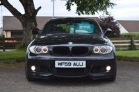 USED 2009 59 BMW 1 SERIES 2.0 123D M SPORT 2d 202 BHP