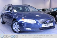 2013 VOLVO V70 2.0 D3 135 BHP BUSINESS EDITION 5d £9485.00
