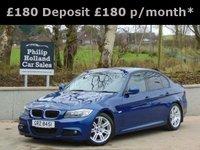 2010 BMW 3 SERIES 2.0 318D M SPORT 4d 141 BHP £8950.00