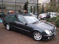 2006 MERCEDES-BENZ E CLASS 3.0 E320 CDI AVANTGARDE 5d AUTO 222 BHP £3990.00