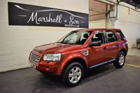 2008 LAND ROVER FREELANDER 2.2 TD4 GS 5d 159 BHP 4x4 £7299.00