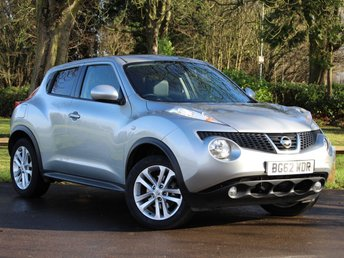 Used NISSAN cars for sale in Letchworth Garden City Hertfordshire