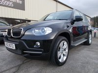 USED 2007 BMW X5 3.0 D SE 7STR 5d AUTO 232 BHP Seven Seat Version, Low Rate Finance Available