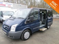 USED 2010 10 FORD TRANSIT TOURNEO 2.2 280 TREND TOURNEO 9 Seat 115 BHP 6 Speed