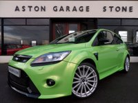2009 FORD FOCUS 2.5 RS 3d 300 BHP **LUX PACK 1 & 2** 2 OWNERS £21990.00