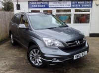 USED 2012 62 HONDA CR-V I-DTEC EX 55K. FSH. ONE CAREFUL LOCAL OWNER....EXCELLENT EXAMPLE...