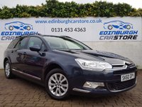USED 2010 60 CITROEN C5 1.6 VTR PLUS HDI NAV 5d 110 BHP
