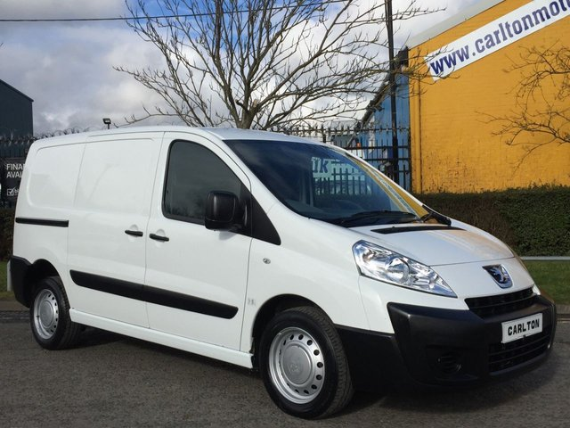 2012 61 PEUGEOT EXPERT 2.0 HDI 1000 L1 Professional H1 Van T/SLD Free UK Delivery