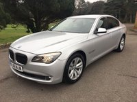 USED 2011 61 BMW 7 SERIES 3.0 730D SE 4d AUTO 242 BHP SUPERB NEW SHAPE 7 SERIES WITH ONLY 57000 MILES FULL BMW SERVICE HISTORY