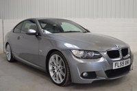 2009 BMW 3 SERIES 2.0 320D M SPORT HIGHLINE 2d AUTO 175 BHP £10990.00