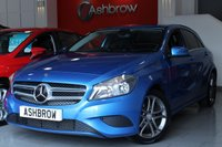 2013 MERCEDES-BENZ A CLASS 1.5 A180 CDI BLUEEFFICIENCY SPORT 5d 110 S/S £12483.00