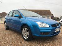 2007 FORD FOCUS 1.6 STYLE 5d AUTOMATIC £3695.00