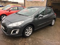 2013 PEUGEOT 308 1.6 HDI ACTIVE NAVIGATION VERSION 5d 92 BHP £SOLD