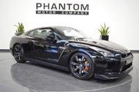 2009 NISSAN GT-R 3.8 BLACK EDITION 2d AUTO 479 BHP £44990.00