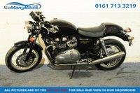 2012 TRIUMPH THRUXTON THRUXTON - 1 Owner £5895.00
