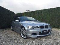 2004 BMW 3 SERIES 2.5 325CI SPORT 2d AUTO 190 BHP £5995.00