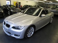 2008 BMW 3 SERIES 2.0 320I M SPORT 2d 168 BHP £9995.00