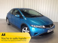USED 2010 60 HONDA CIVIC 1.3 I-VTEC TYPE S 3d 98 BHP