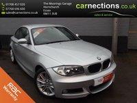 2007 BMW 1 SERIES 2.0 120D M SPORT 2d 175 BHP £7695.00