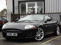 2006 JAGUAR XK 4.2 COUPE 2d AUTO 294 BHP £15995.00
