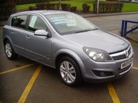 2009 VAUXHALL ASTRA 1.6 SXI 5d 114 BHP £3795.00
