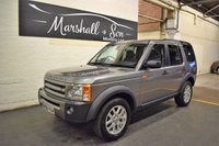 USED 2006 56 LAND ROVER DISCOVERY 3 2.7 3 TDV6 5d 188 BHP