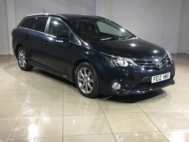View our 2012 12 TOYOTA AVENSIS 2.0 T SPIRIT D-4D 5d 124 BHP