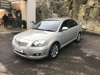 USED 2008 08 TOYOTA AVENSIS 2.2 TR D-4D 5d 148 BHP EXCELLENT CONDITION THROUGHOUT ** 63K MILES ONLY **