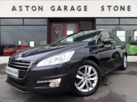 2013 PEUGEOT 508 2.0 HDI SW ACTIVE 140 BHP **PANROOF** £8750.00