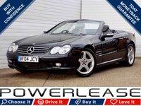 2004 MERCEDES-BENZ SL 3.7 SL350 2d £344 PER MONTH £9449.00