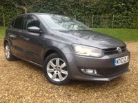 USED 2013 63 VOLKSWAGEN POLO 1.2 TDI Match Edition 5dr I PREVIOUS OWNER,HIGH SPEC