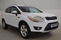 2010 FORD KUGA 2.0 TITANIUM TDCI 2WD 5d 134 BHP £8490.00