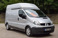 USED 2013 62 RENAULT TRAFIC 2.0 LH29 DCI H/R 1d 115 BHP
