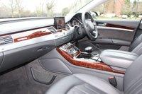 USED 2013 13 AUDI A8 3.0 TDI QUATTRO SE EXECUTIVE 4d AUTO 247 BHP