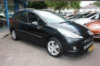 USED 2011 61 PEUGEOT 207 1.6 HDi SW ALLURE 5dr 92 BHP FAB SMALL FAMILY STATION WAGON - ECO LOW EMISSION TURBO DIESEL- £20 TAX - DRIVE AWAY FINANCE AVAILABLE
