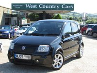 USED 2009 09 FIAT PANDA 1.4 100HP 5d 99 BHP Great Condition Hot Hatchback