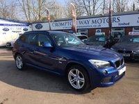 2011 BMW X1 2.0 XDRIVE20D M SPORT 5d 174 BHP £12495.00