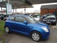 2007 SUZUKI SWIFT 1.3 GL 3d 91 BHP £2495.00