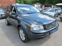 USED 2009 09 VOLVO XC90 2.4 D5 SE AWD 7 SEATER 185 BHP AUTO , LEATHER , BTOOTH