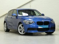 2012 BMW 1 SERIES 1.6 116I M SPORT 5d 135 BHP £12487.00