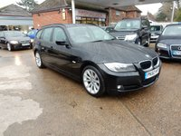 2010 BMW 3 SERIES 2.0 320D SE TOURING 5d 181 BHP £7490.00