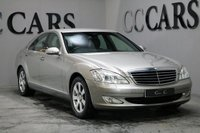 USED 2007 07 MERCEDES-BENZ S CLASS 3.0 S320 CDI 4d AUTO 231 BHP EXCELENT FULL SERVICE HISTORY