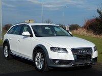 2011 AUDI A4 ALLROAD 2.0 ALLROAD TDI QUATTRO 5d 168 BHP £12490.00