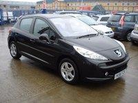 2006 PEUGEOT 207 1.4 SPORT 5d 89 BHP £2295.00