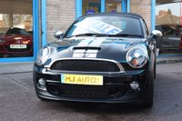 USED 2013 63 MINI ROADSTER 2.0 TD Cooper SD Roadster 2dr Convertible Diesel Manual Beautiful Condition Inside and Out!!