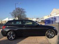 USED 2013 63 BMW 1 SERIES 2.0 116D SPORT 3d AUTO 114 BHP