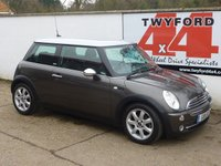 2006 MINI HATCH COOPER 1.6 COOPER PARK LANE 3d 114 BHP £3995.00